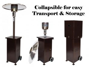 PATIO HEATER COLLAPSIBLE